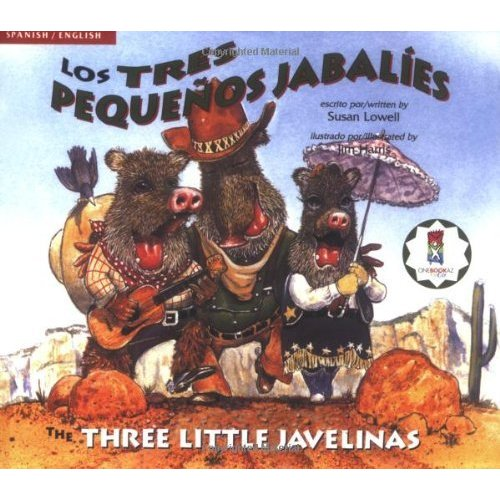 The Three Little Javelins