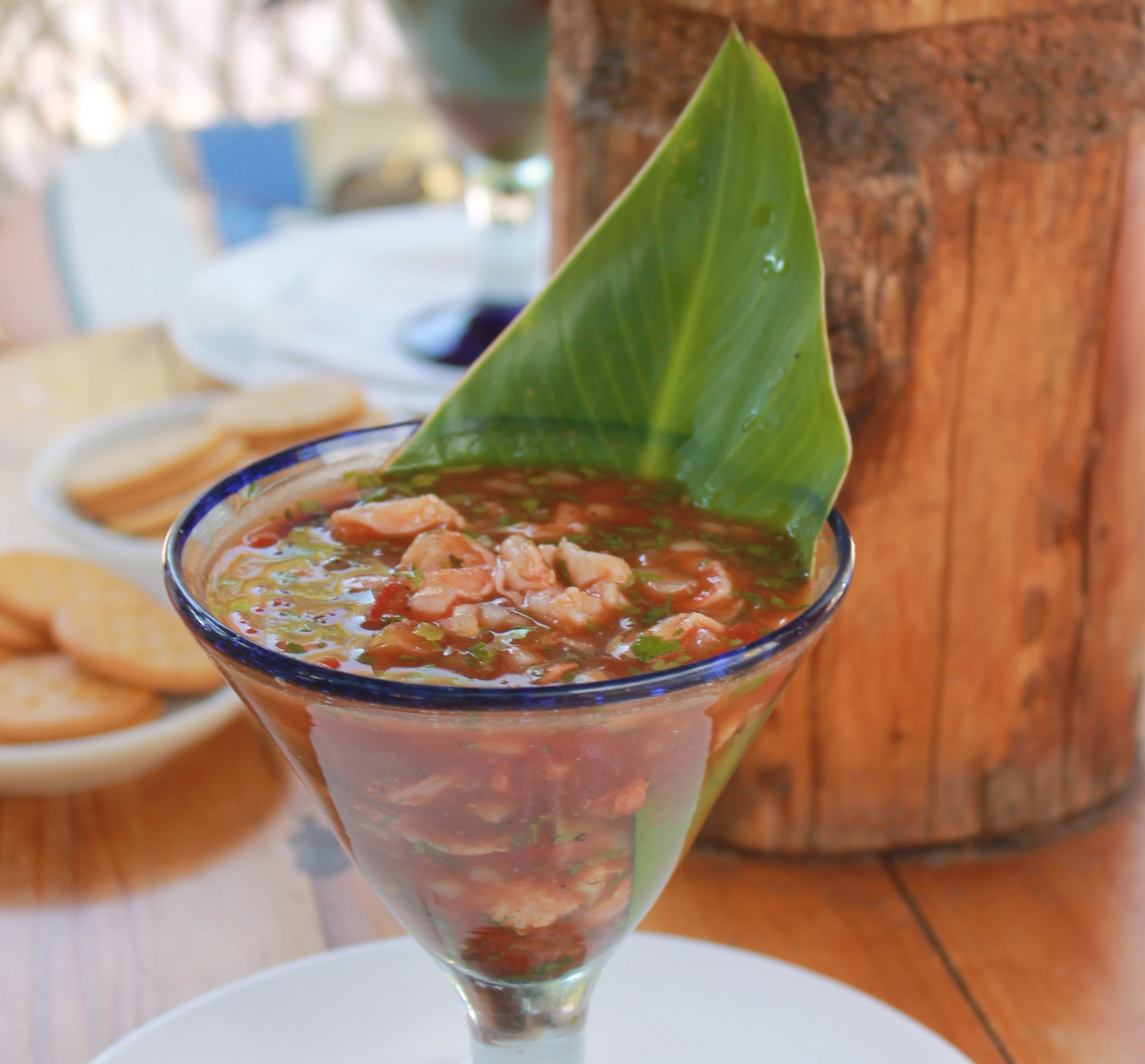 Michelada the best way to drink your beer growing up for Fish for ceviche