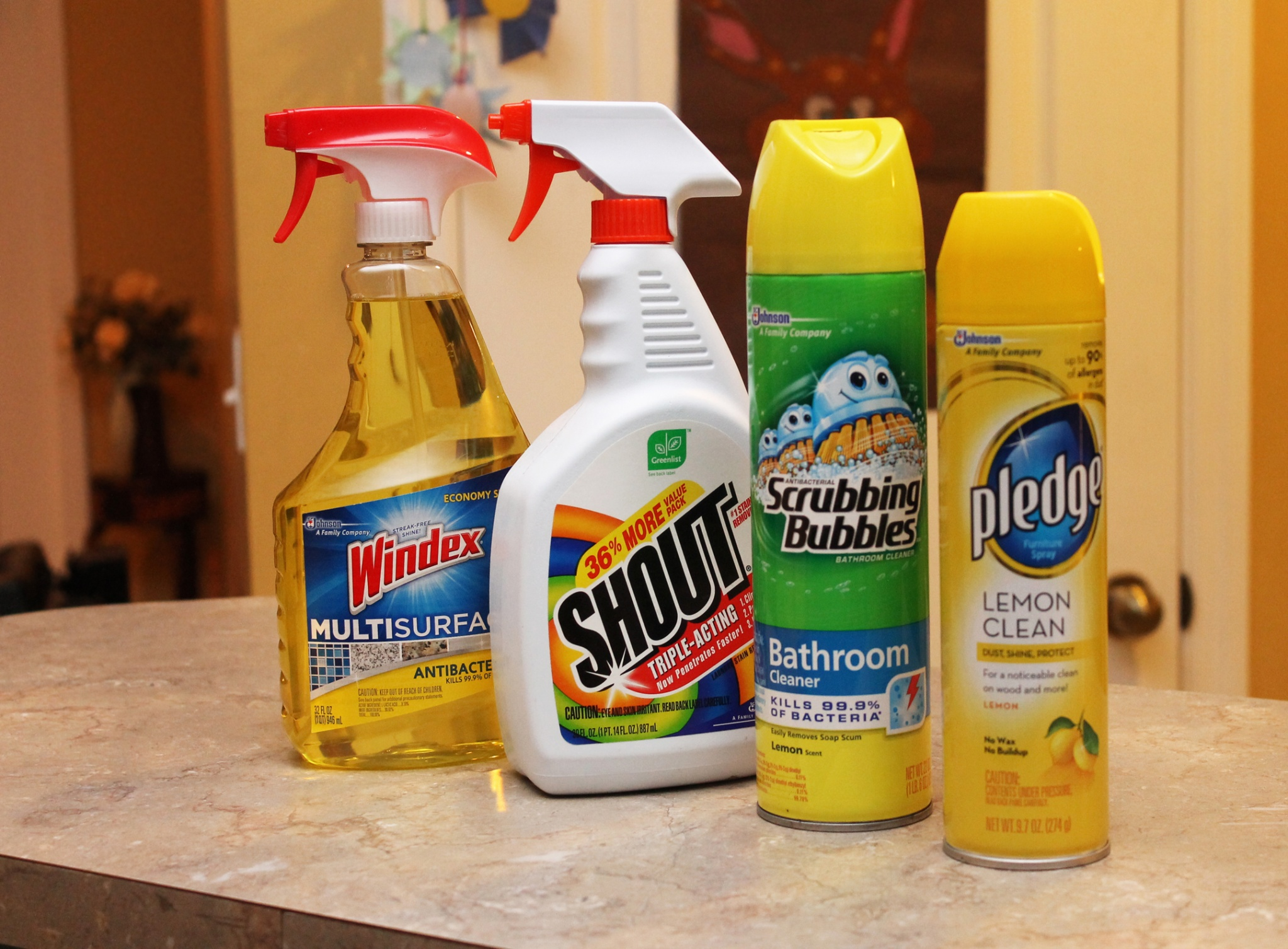 Disfruta tu hogar con la ayuda de los productos de for Productos de limpieza para cocina