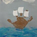 Handprint-Mayflower