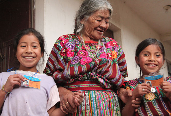 Abriendo Oportunidades, Guatemala. Photo by the Population Council.