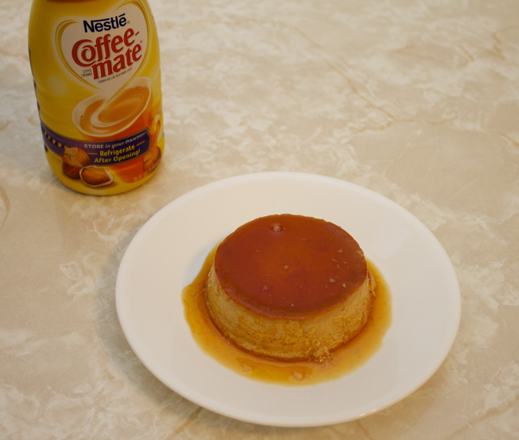 ... flan in refrigerator for at least 1 hour to unmold flan run a thin