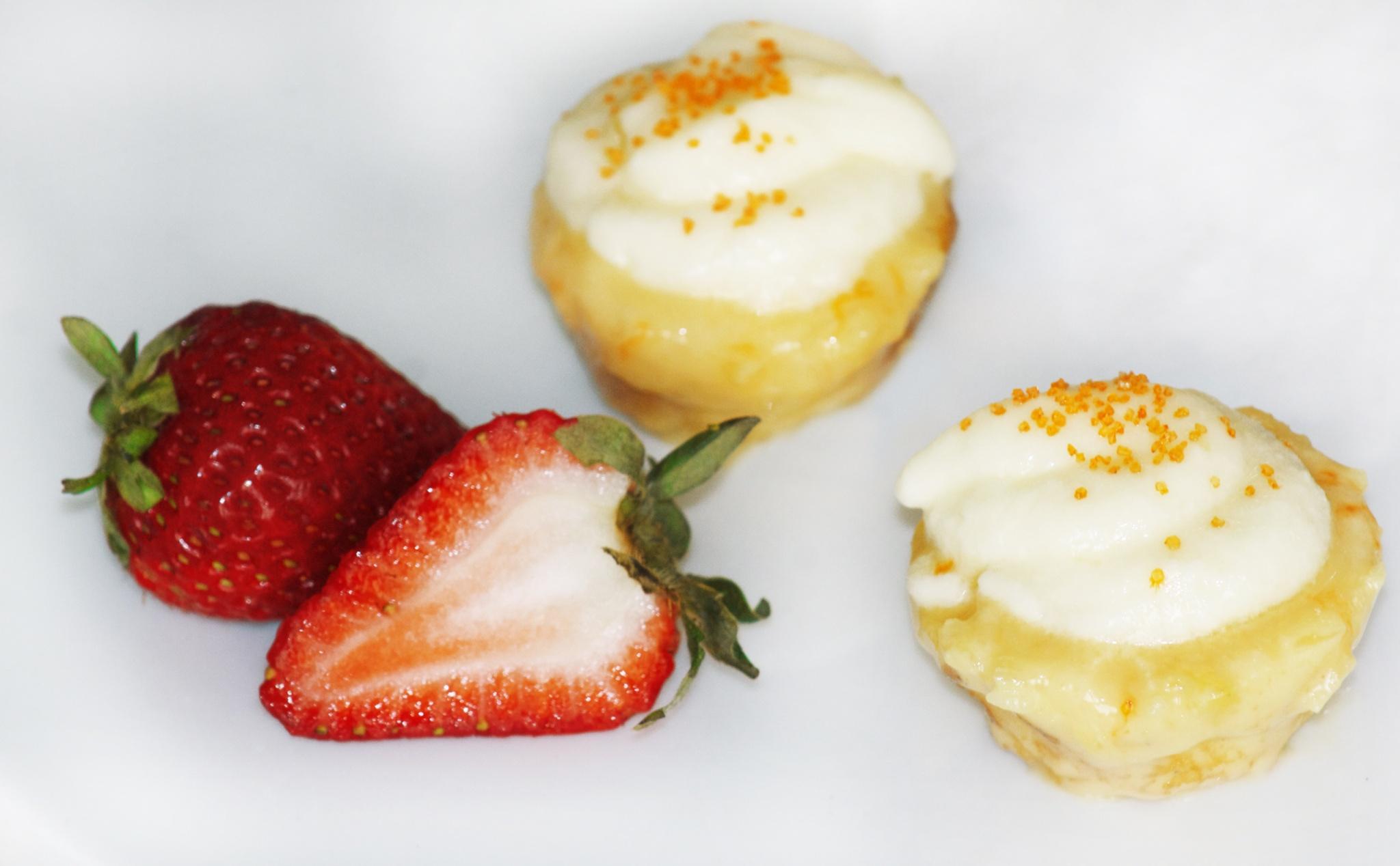Frozen Mango-Cream Cakes Recipes — Dishmaps