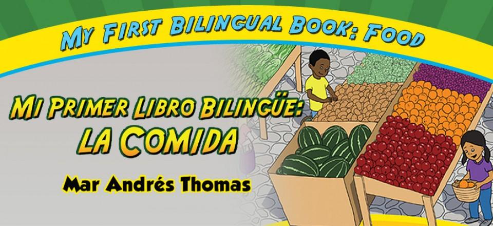 My first bilingual book