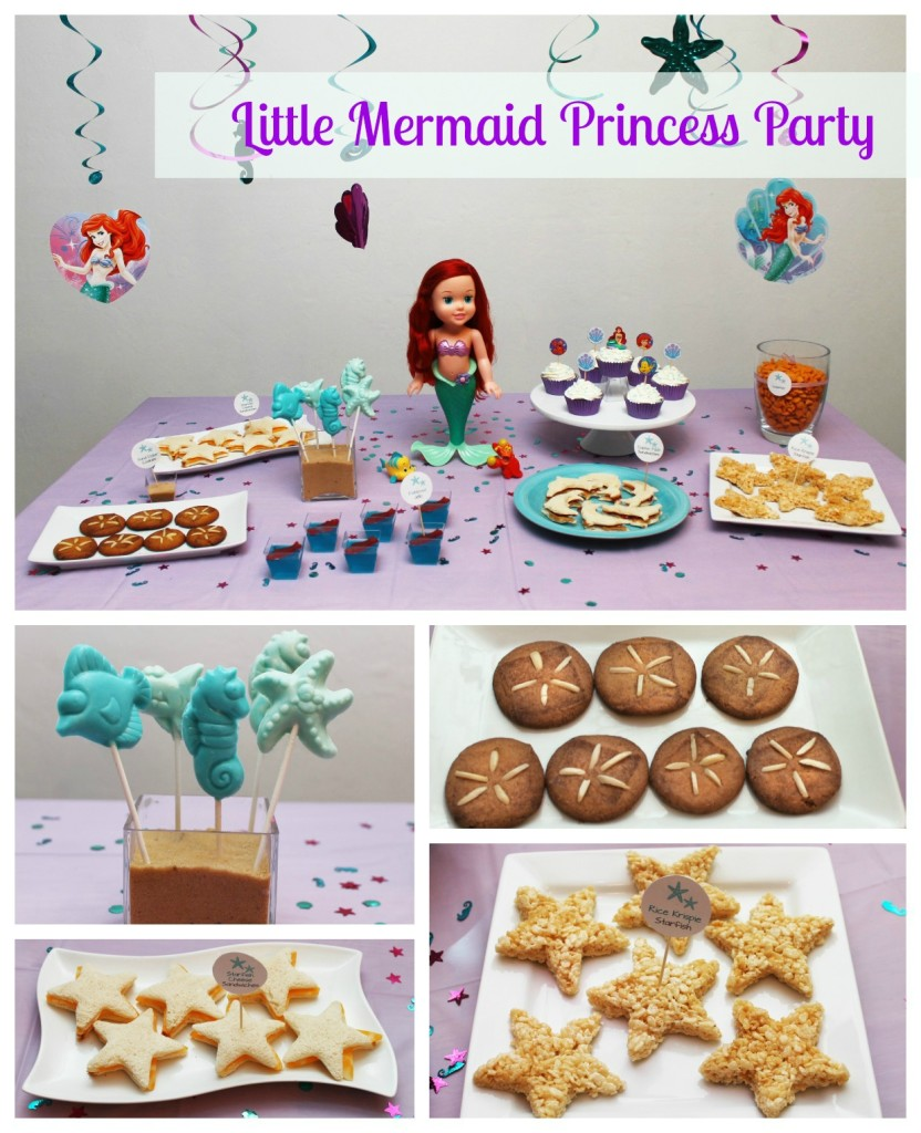 How To Throw The Perfect Beach Party With Disneys Little Mermaid Growing Up Bilingual