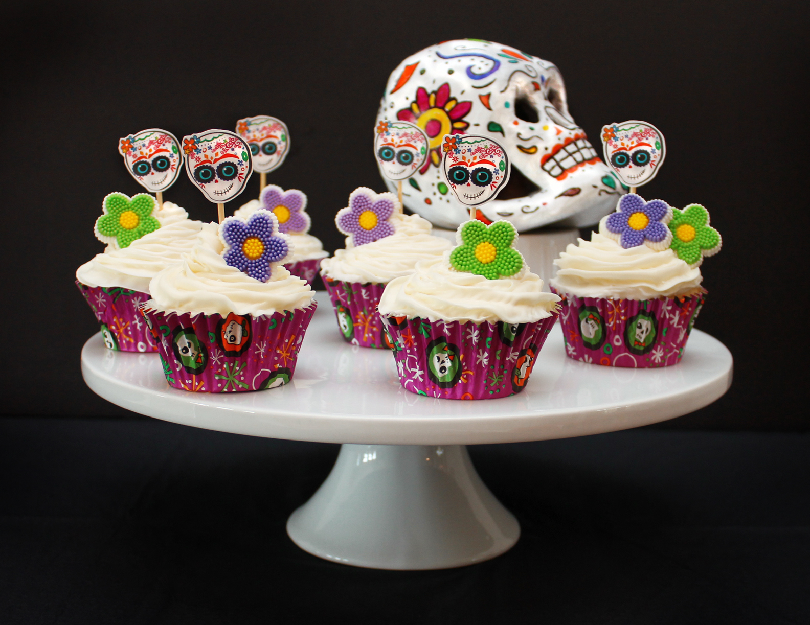 Easy Day Of The Dead Party Ideas Food And Crafts