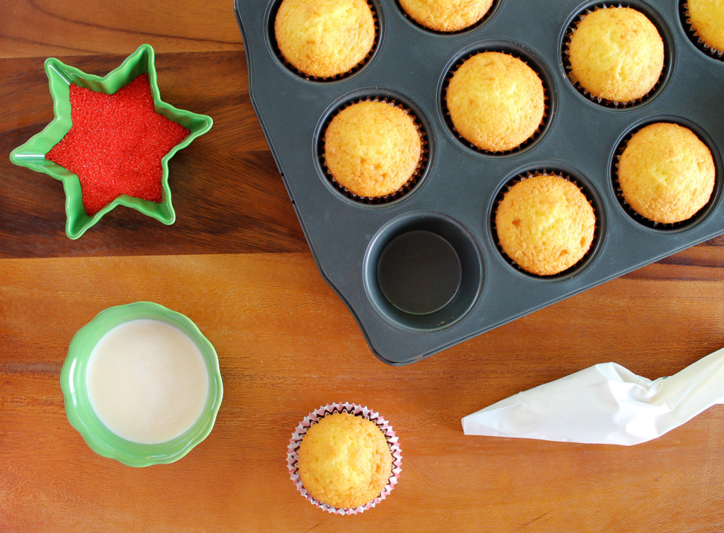 eggnog tres leches cupcakes ingredients