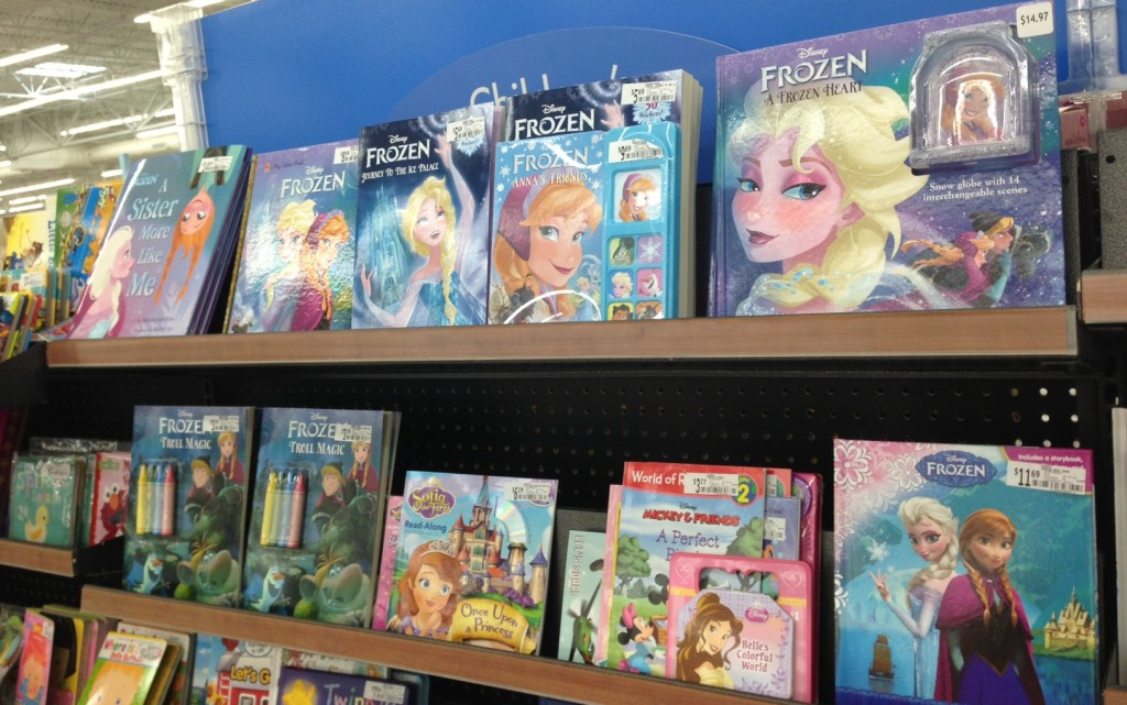 books FROZEN #shop