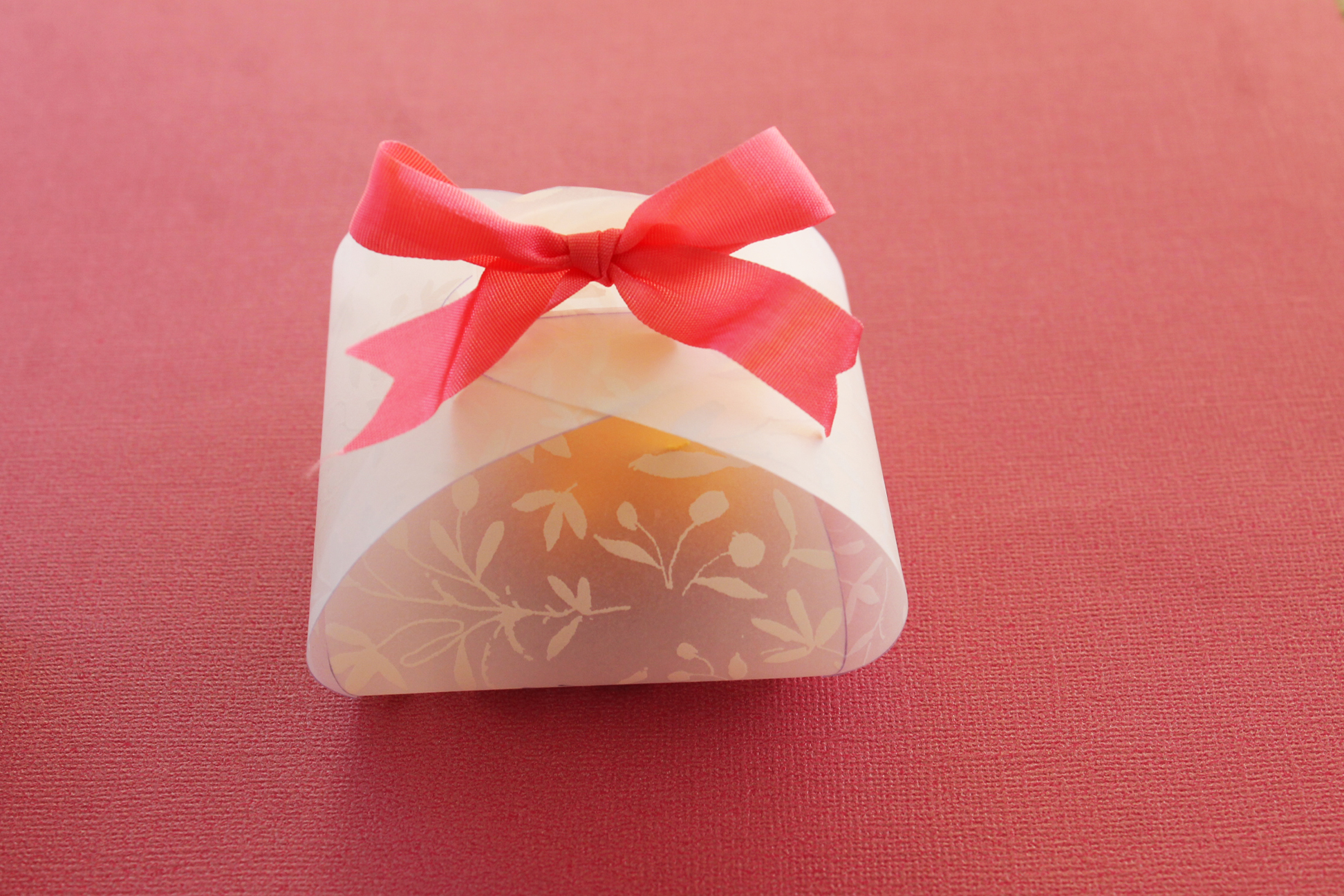 DIY paper gift boxes free printable template