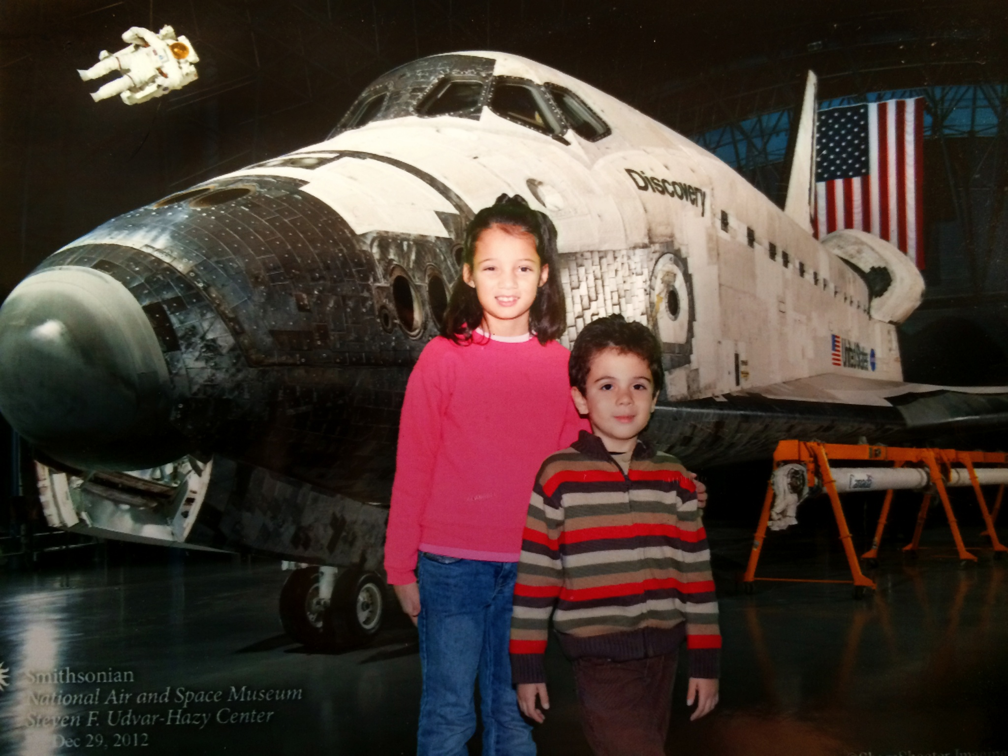 Air and Space Museum in Washington DC
