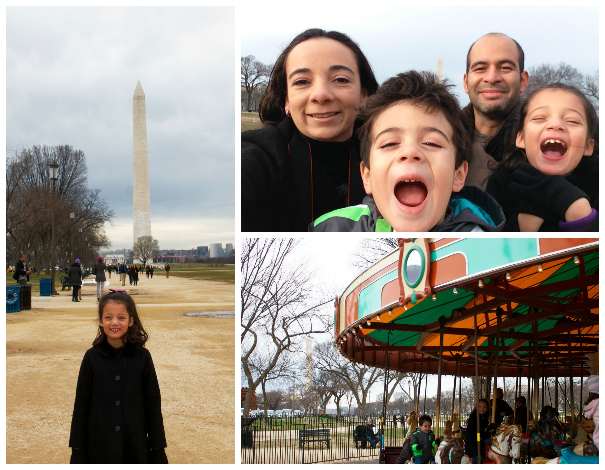 Washington with Kids