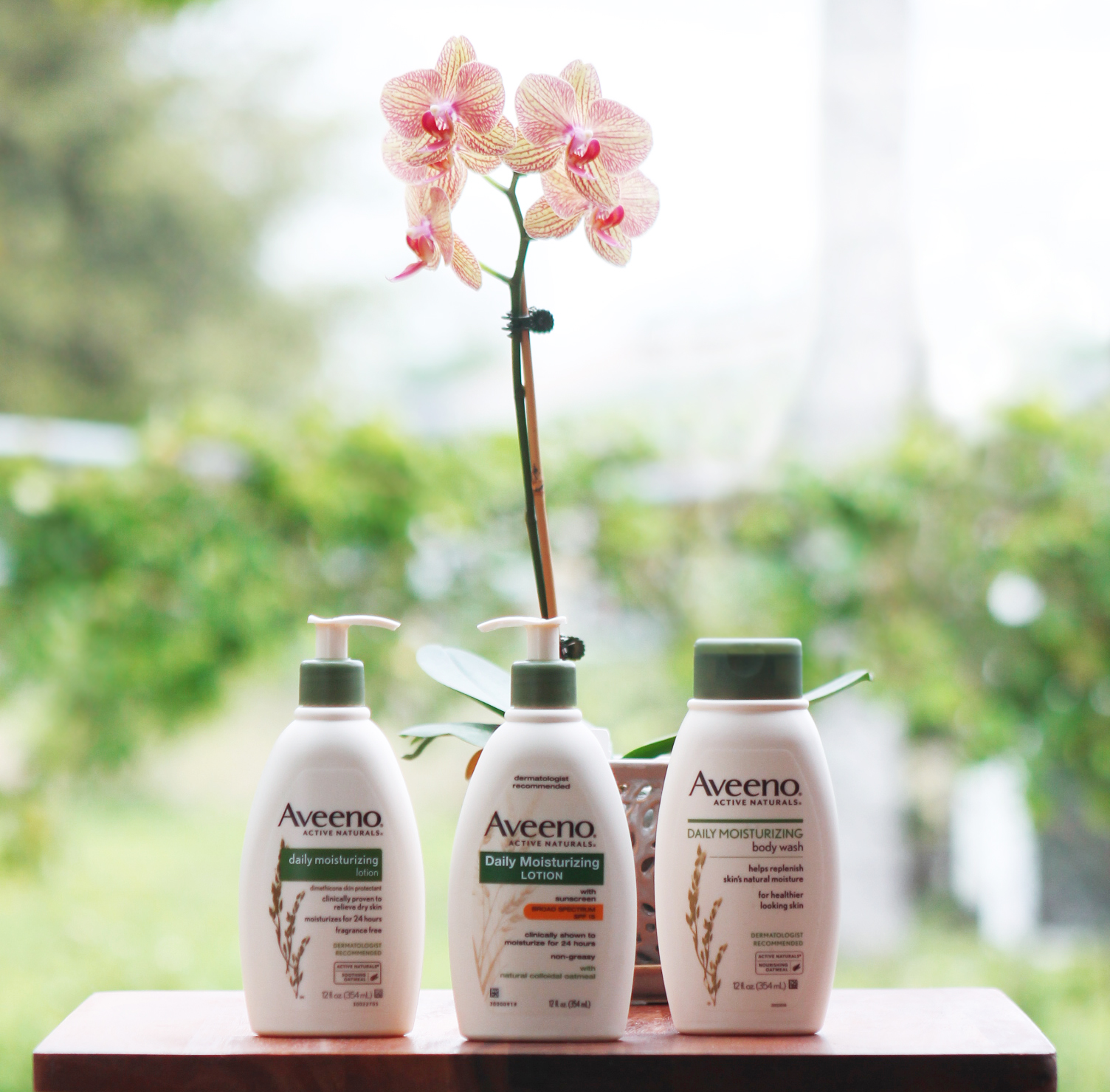 Why I Love Natural Ingredients and Trust Aveeno Active Naturals - Growing Up Bilingual