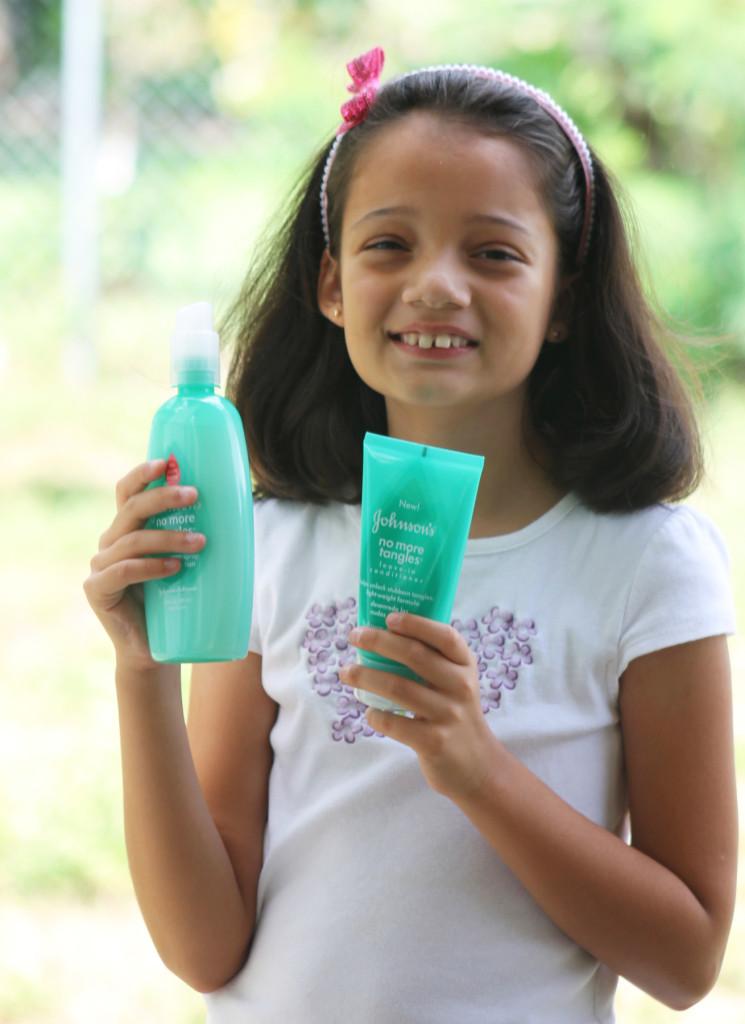 Johnson Hair Products