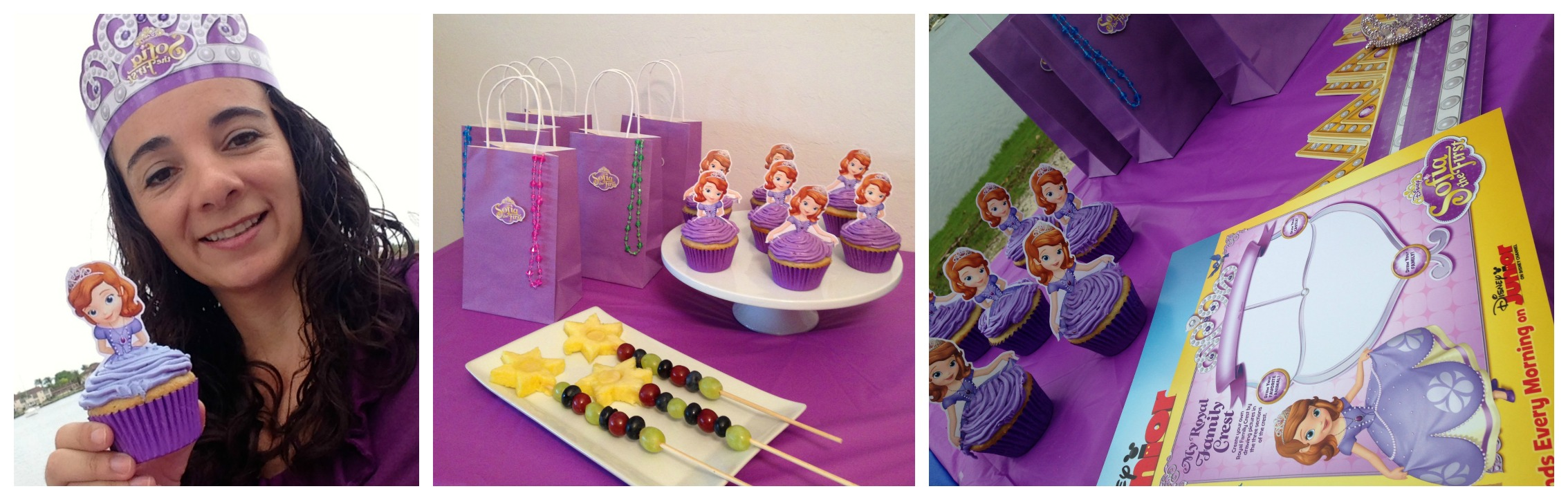 sofia the first princess party ideas Disney