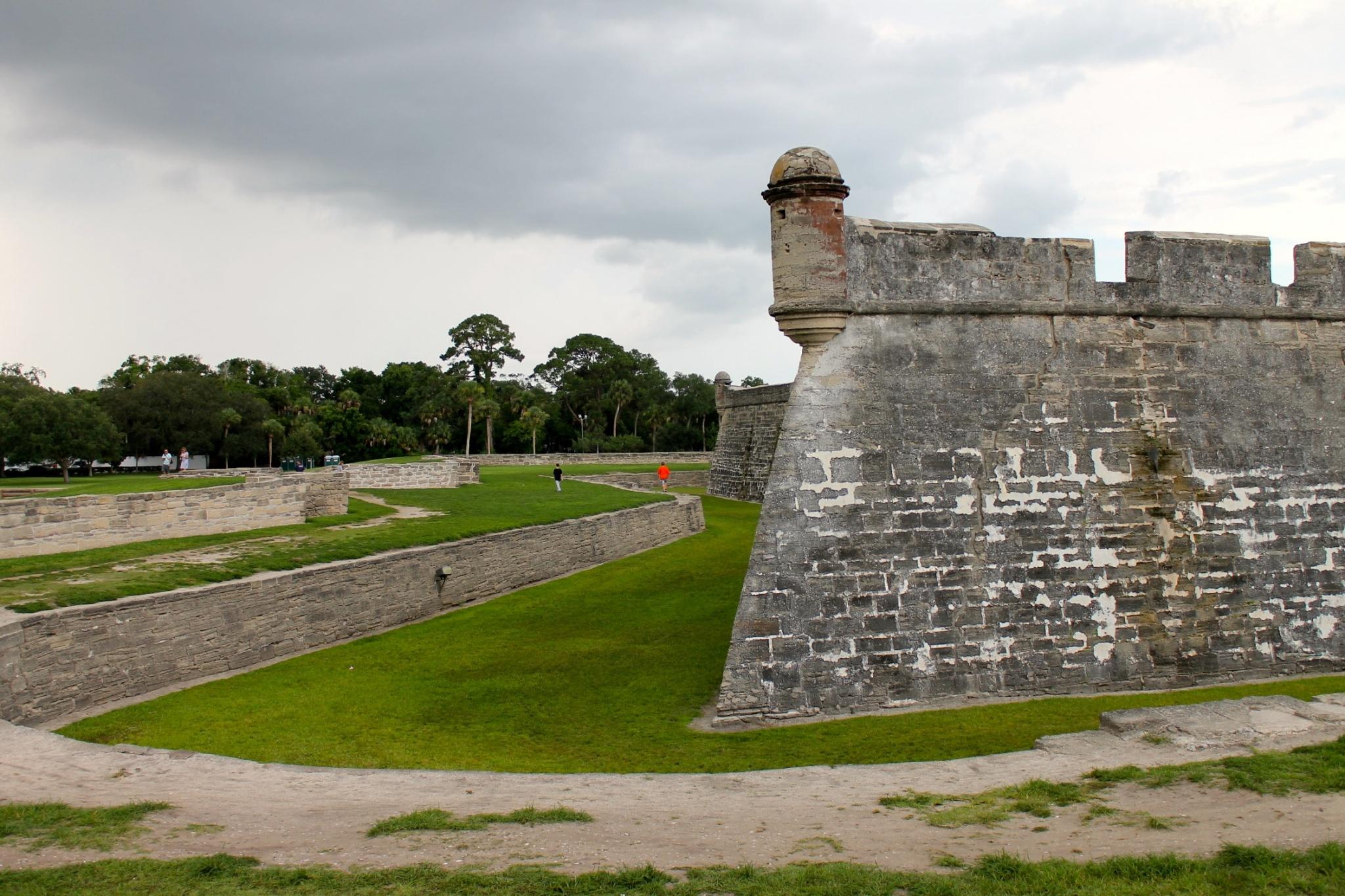 Castillo San Marcos St Augustine