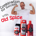 Combination for Success with Old Spice