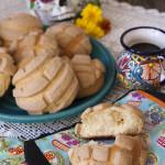 Day of the Dead Conchas Traditional Dia de los Muertos recipe