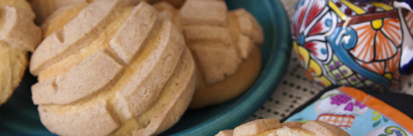 Day of the Dead Conchas Traditional Dia de los Muertos recipe