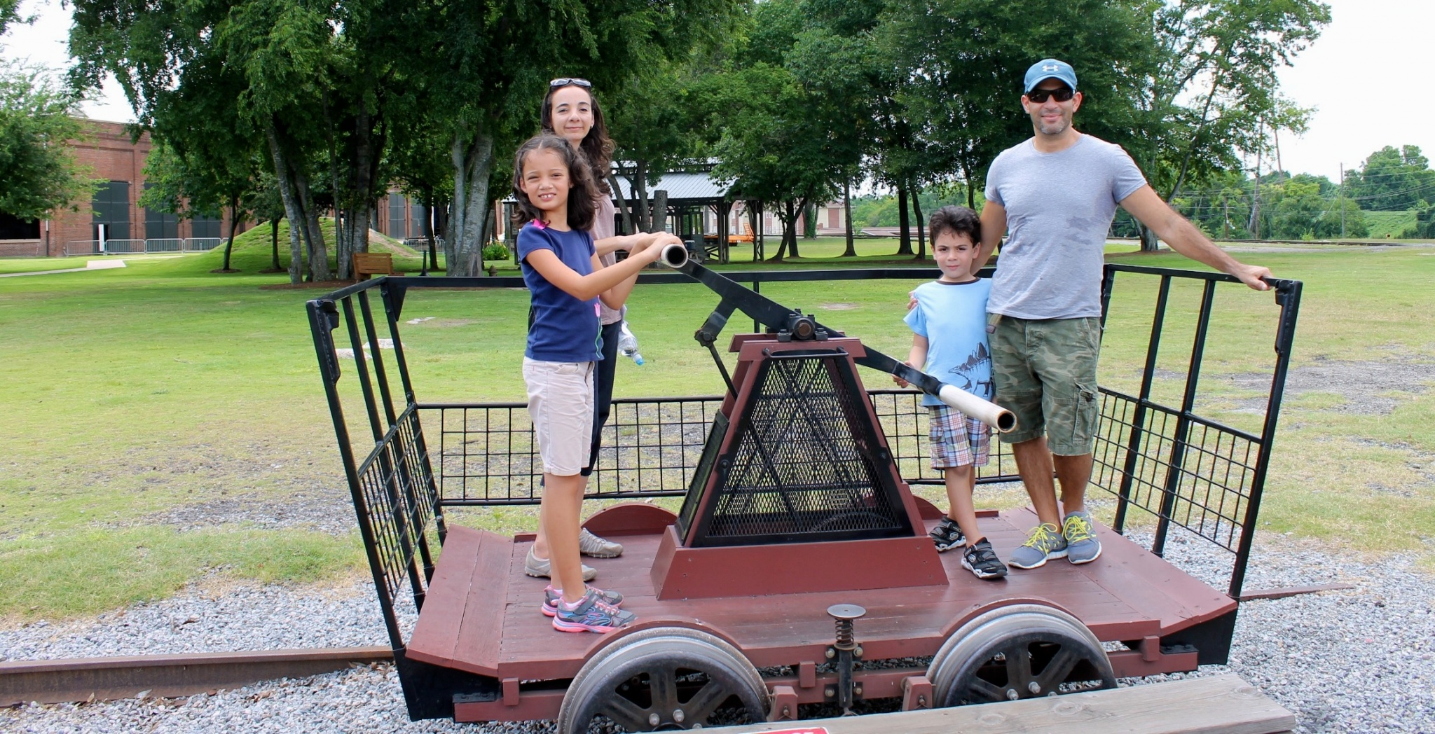 Georgia Railroad Museum in Savannah