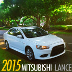 All new 2015 Mitsubishi Lancer GT
