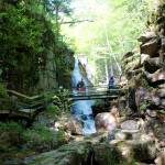 Flume Gorge Franconia State Park New Hampshire