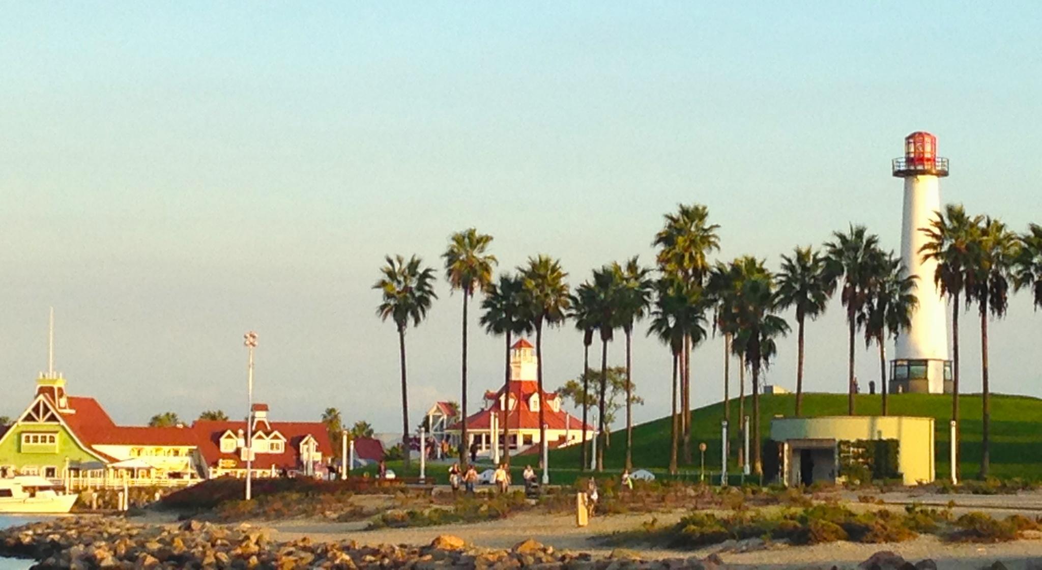 Long Beach light house