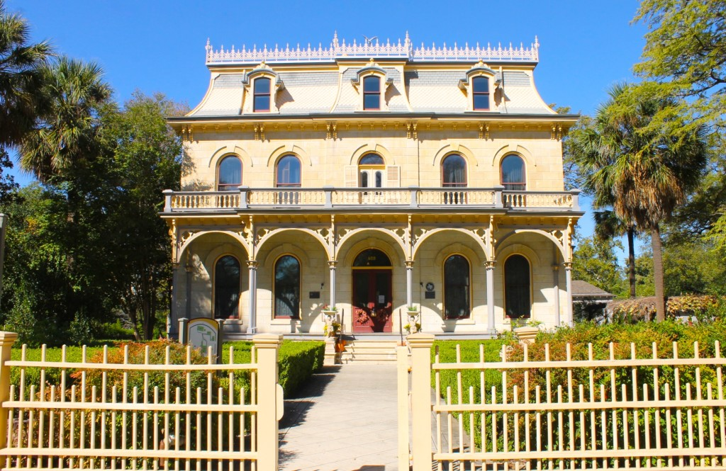 King Williams architecture San Antonio