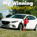 Mazda winning combination of comfort and excitement