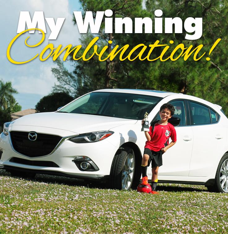 Mazda winning combination of comfort and excitement