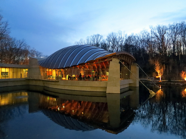 Crystal Bridges American Art Museum
