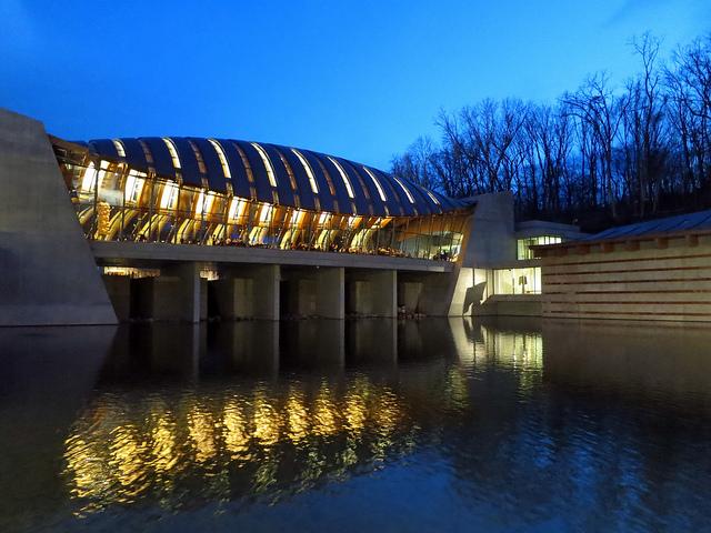 Crystal Bridges American History Museum Bentonville