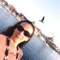 selfie in Long Beach California