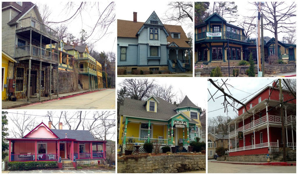 Eureka Springs Historic Loop