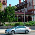 Nissan road trip Saint Augustine
