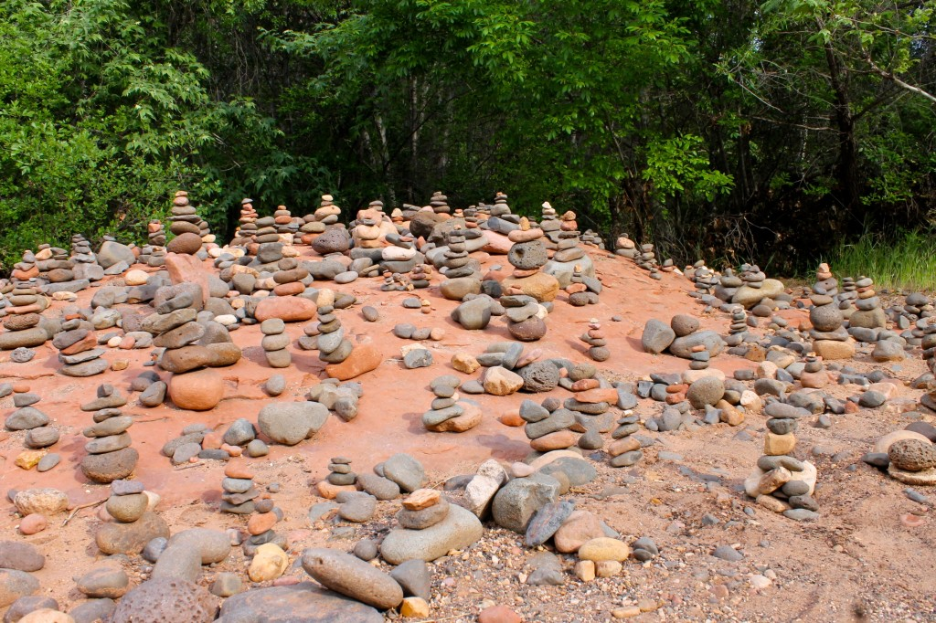 Buddha Beach in Red Rock Crossing