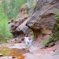 West Fork Trail hiking Sedona