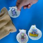story shells DIY craft