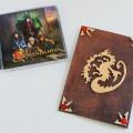 DIY Mel's spell book form Disney's Descendants movie