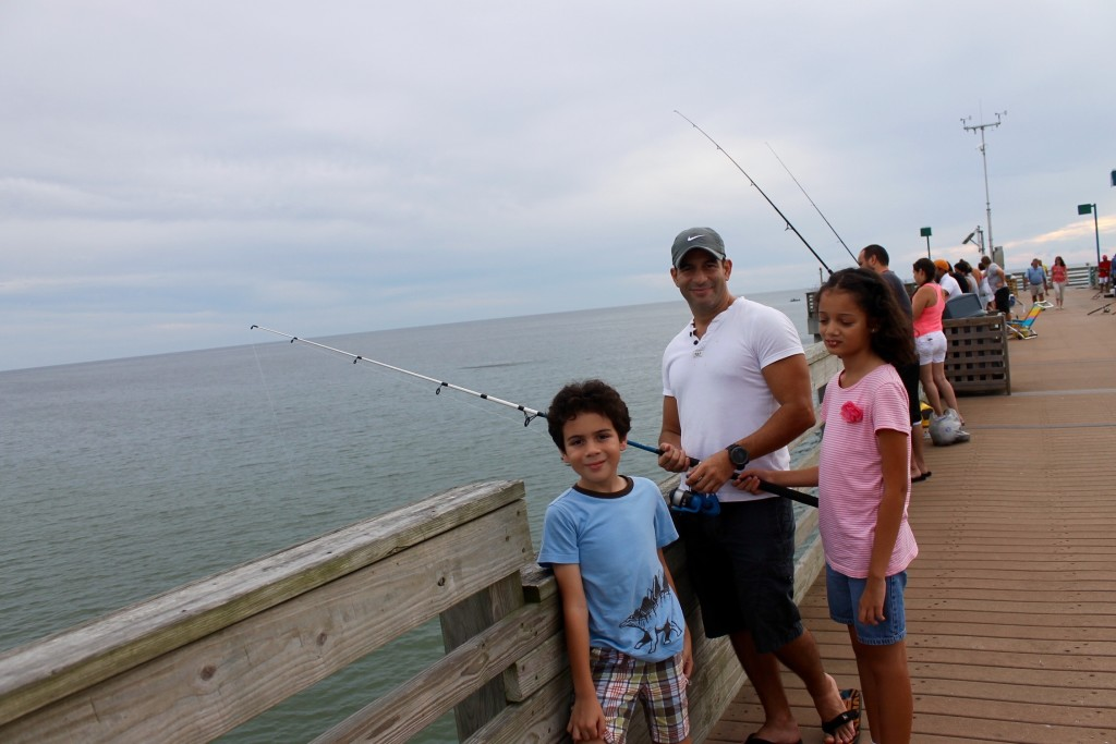 In search of new experiences making family travel for Sarasota fishing pier