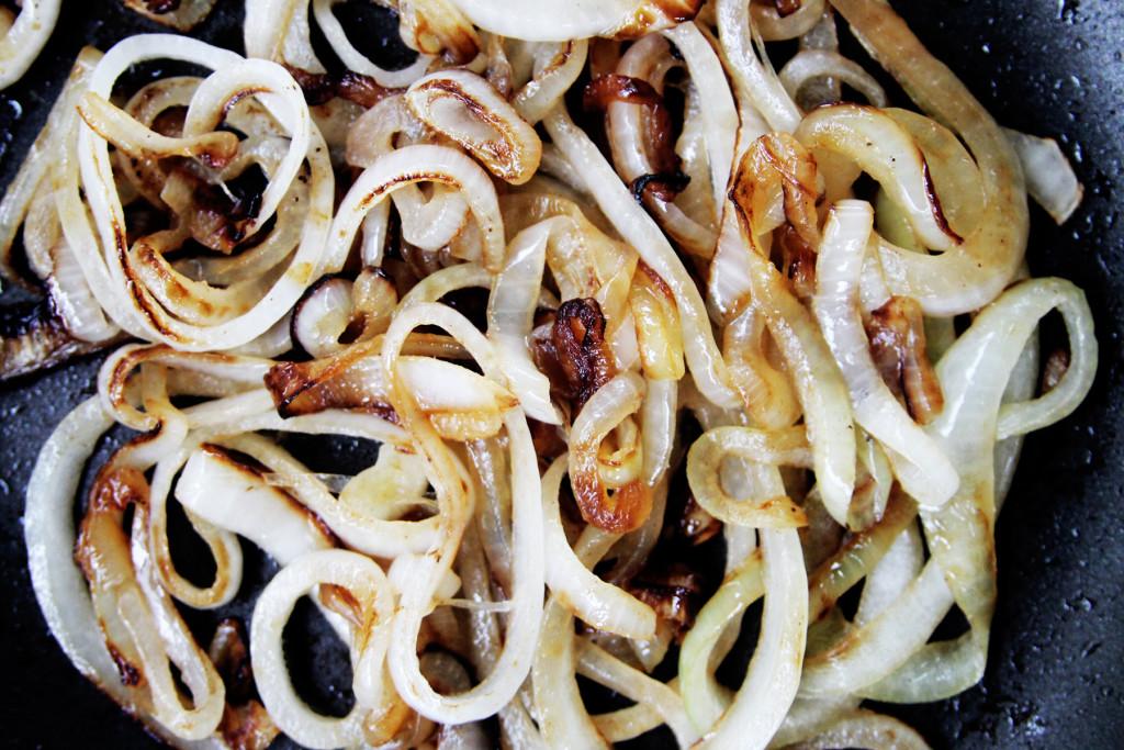 grill onion