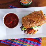 Bistec sandwich