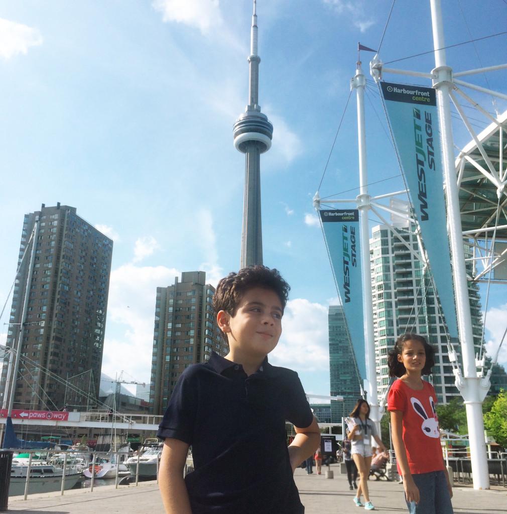 Kids in Toronto