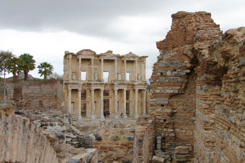 Library of Celsus at Ephesus