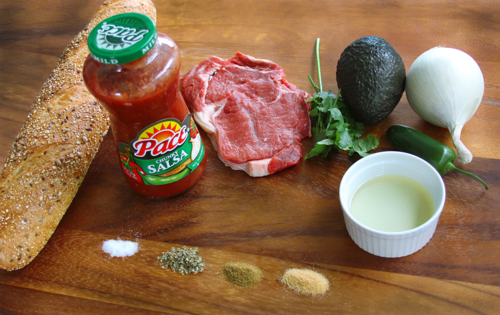 Pace Salsa recipe ingredients