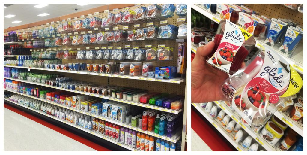 Gladde at Target