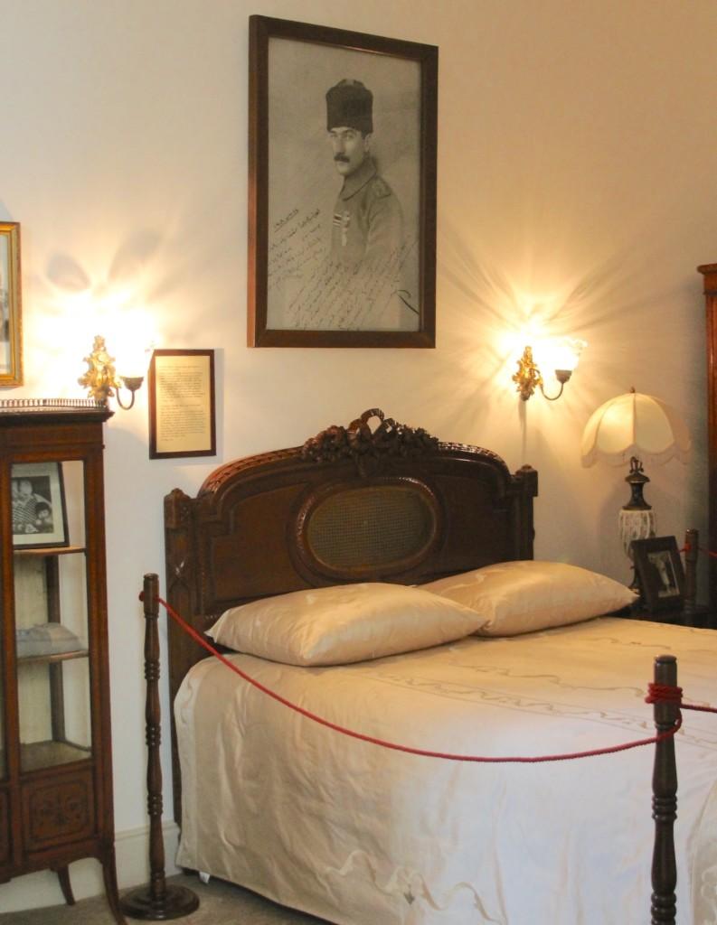 Pera Palace Ataturk room