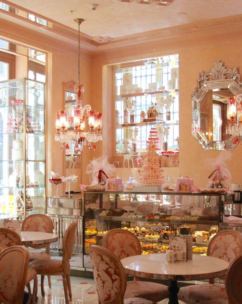 Pera Palace french patisserie