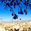 Pigeon Vallen in Cappadocia