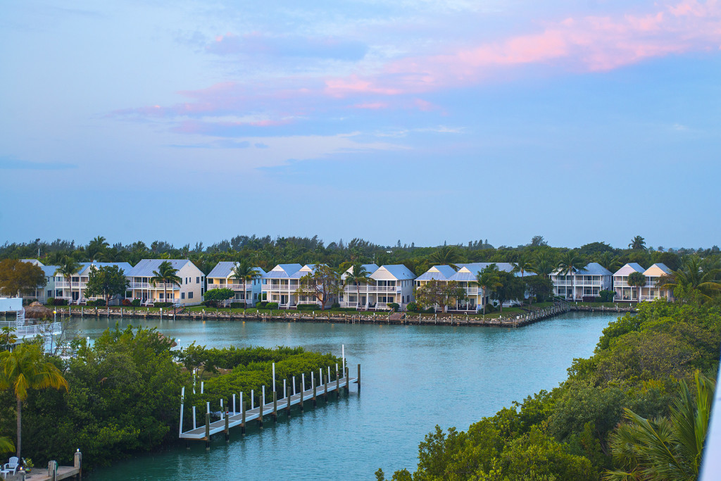 Hawks Cay villas. Photo courtesy of Hawks Cay resort.