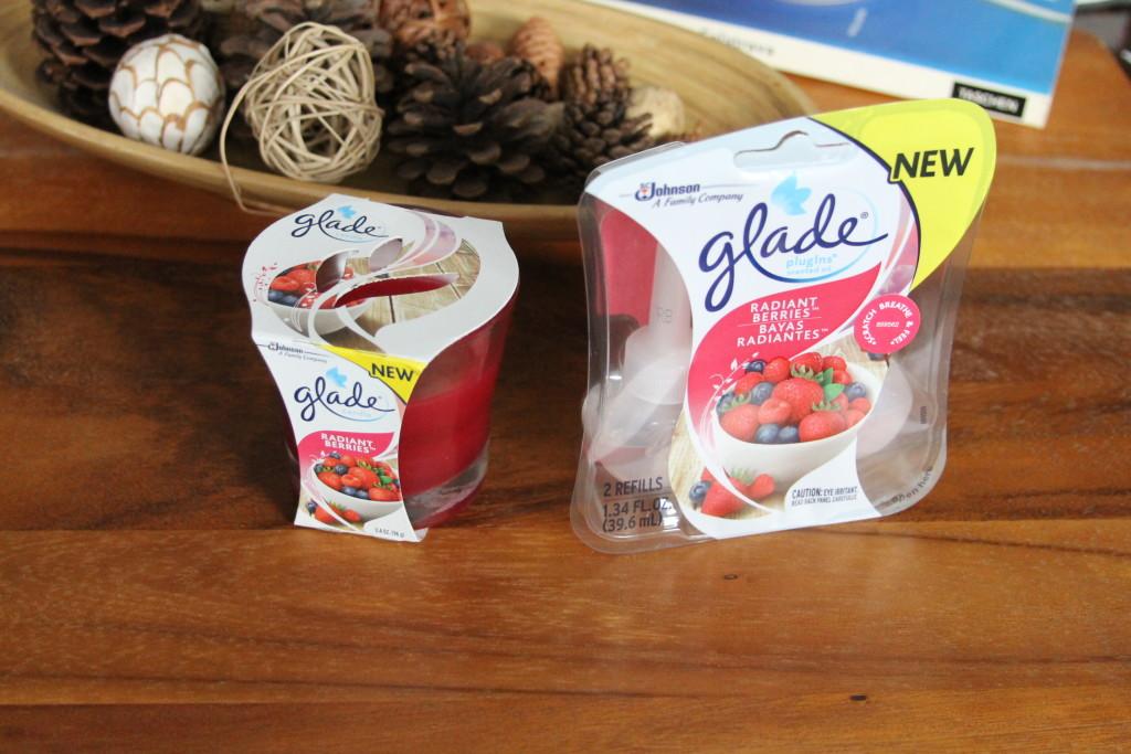 Glade® Radiant Berries
